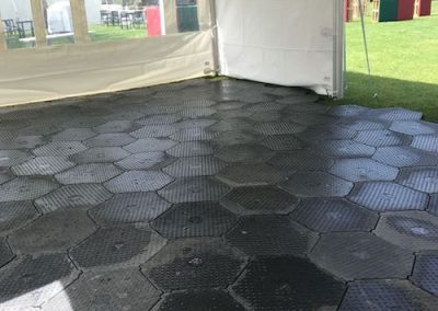 Terra Tech flooring in Matrix Marquee